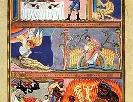 Homélie du 4ème dimanche après Pâques: Le riche et le pauvre Lazare (2017)