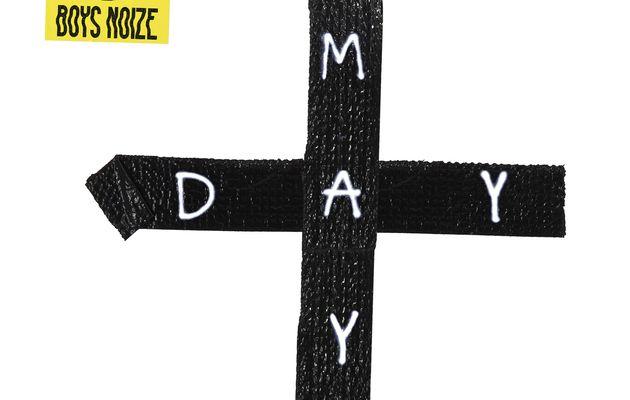 Boys Noize invite Hudson Mohawke et Spank Rock sur Mayday