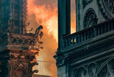 Le drame de Notre Dame