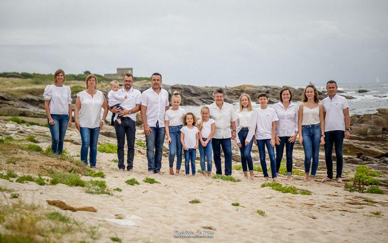 28 juin - Un portrait à la plage.... aouh cha cha cha!!!