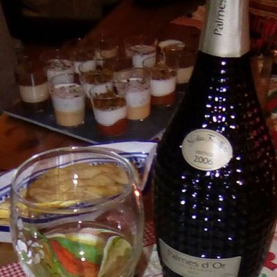 Champagne et Mets culinaires