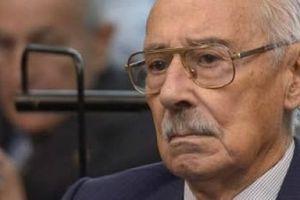 Argentine : mort de l'ancien dictateur Jorge Videla
