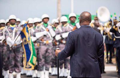 #Gabon / Ali Bongo : une poupée paralysée au défilé, le vrai compte-rendu, par J. Rémy Ngono