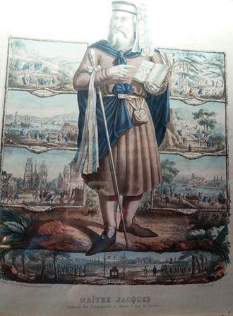 Tours : musee du companonnage - les origines, traditions et histoire.
