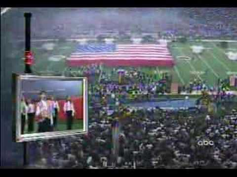 NATIONAL ANTHEM OF USA : STAR SPANGLED BANNER