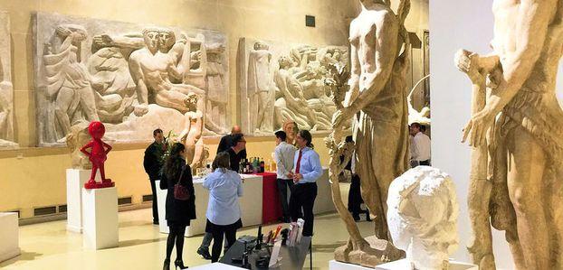 Soirée des 110 ans de la société Magnéta au Musée Bourdelle