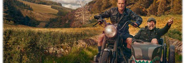 """""""Men in kilts : sur les traces d'Outlander"""", série documentaire inédite dès ce dimanche sur téva"""