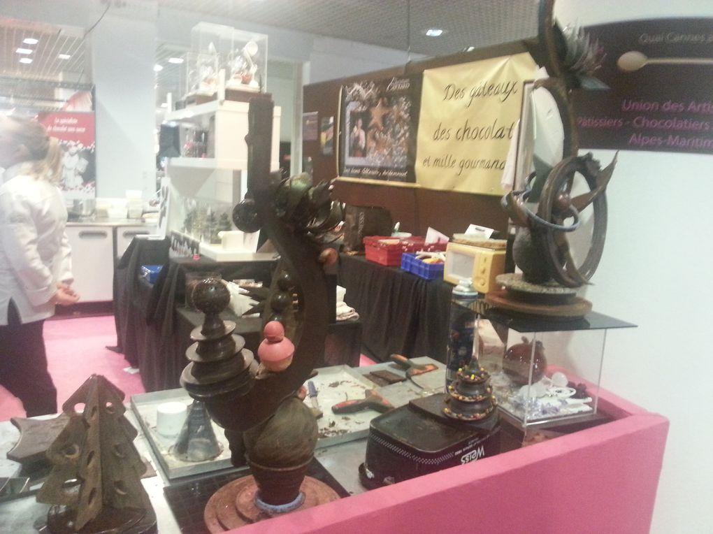 Le Salon du Chocolat de Cannes le 25 Novembre 2013 - Angel's Kitchen