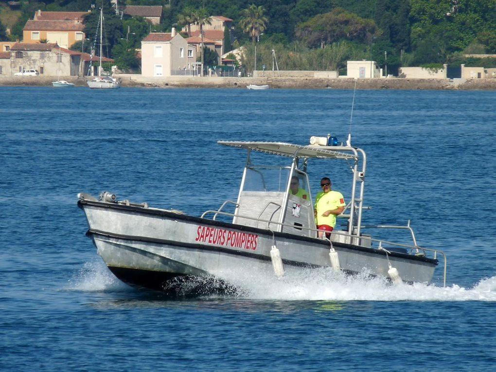 MARCELUS  , vedette des sapeurs pompiers de Toulon , pour intervention et entrainement plongeurs  aquai le 31 mai 2011et sur rade de Toulon le 12 juin 2013