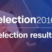 2016 election results: State maps, live updates