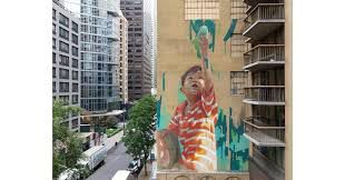 Kashi Joins Forces With United Nations And Street Art For Mankind On NYC Mural (in @just_a_spectator)