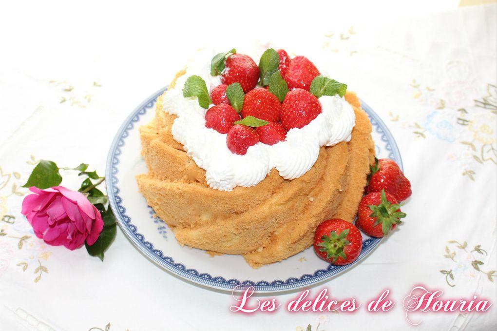 Pão de Ló - Gâteau Éponge