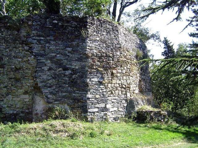 Diaporama château d'Escoussens