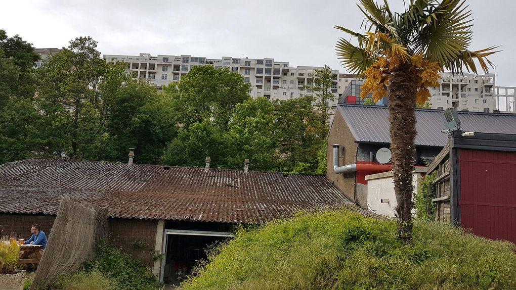Poitiers et l'îlot Tison