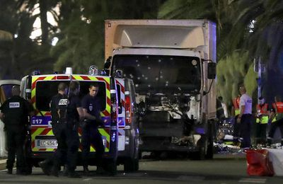 NICE TERROR ATTACK LATEST: At least 78 dead as lorry driven into Bastille Day crowd