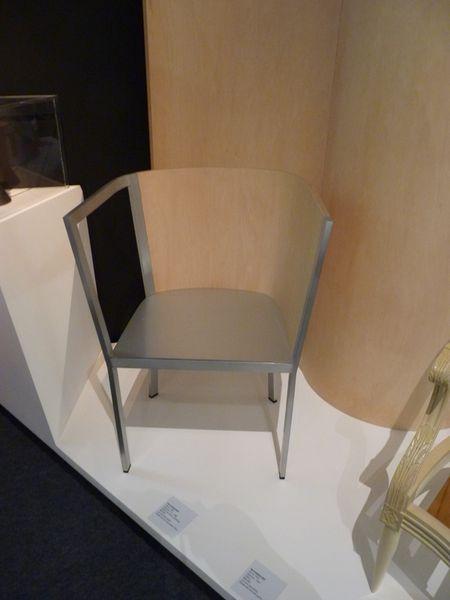 fauteuil N°15 de Rei Kawakubo