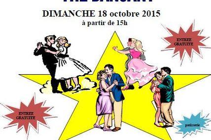 Chesny The Dansant le dimanche 18 octobre 2015