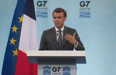 Vaccin anti-Covid: la France va donner 60 millions de doses aux pays pauvres