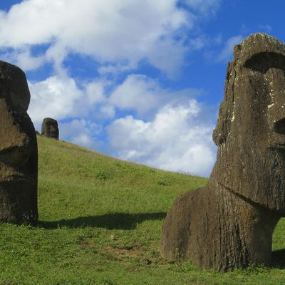 Rapa Nui - Terres de legendes
