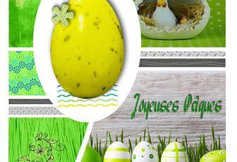chasse aux oeufs , Pâques