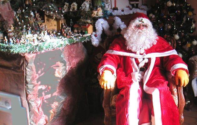 Papa Noël est toujours là