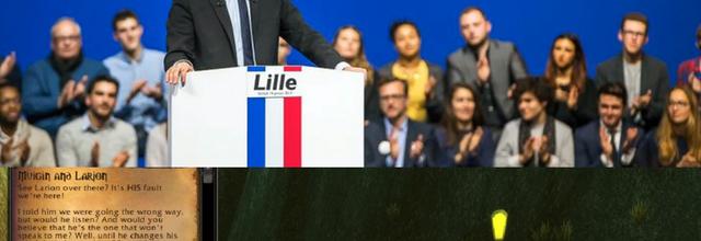 Macron !