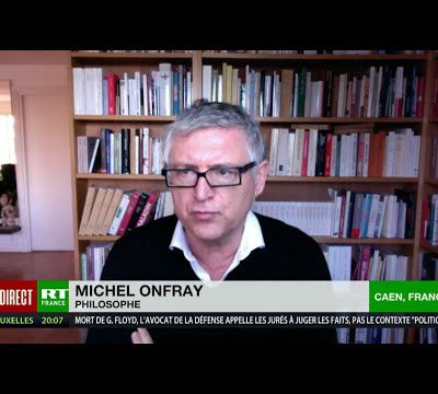 Michel Onfray - Entretien Russia Today (RT France) - 29.03.2021