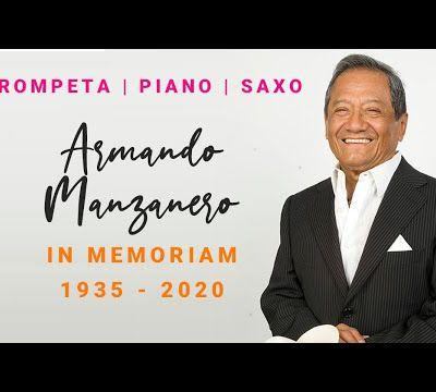 Armando Manzanero In Memoriam 1935 - 2020