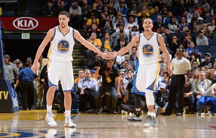 Steph Curry et Russell Westbrook sortis du four