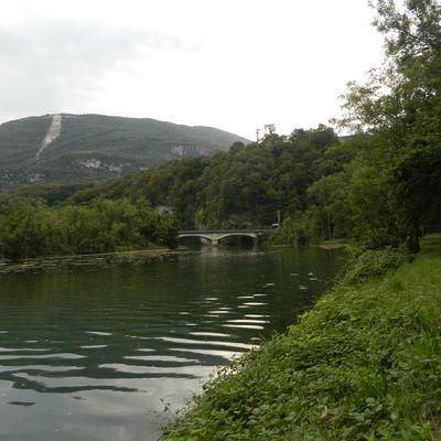 Sentier Ornithologique au croisement du Rhône et du Fier