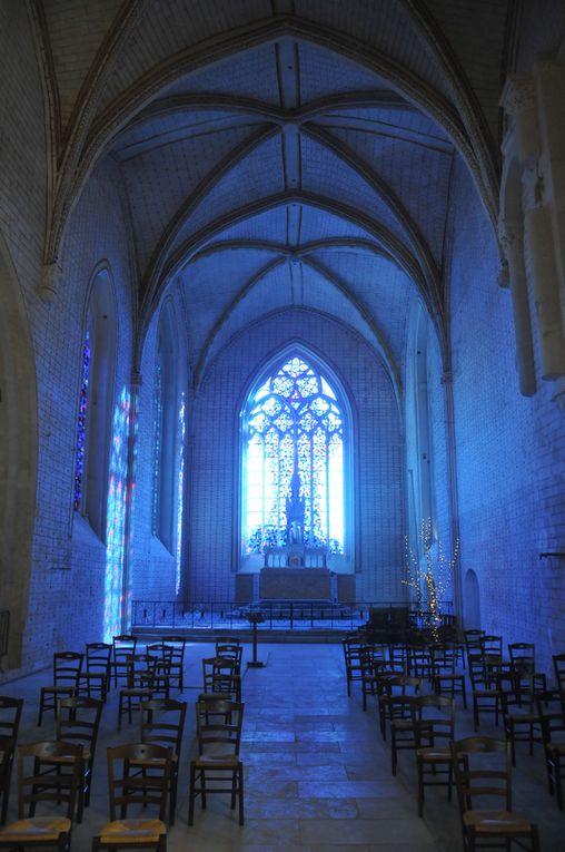 L'heure bleue à Saint-Amant-de-Boixe