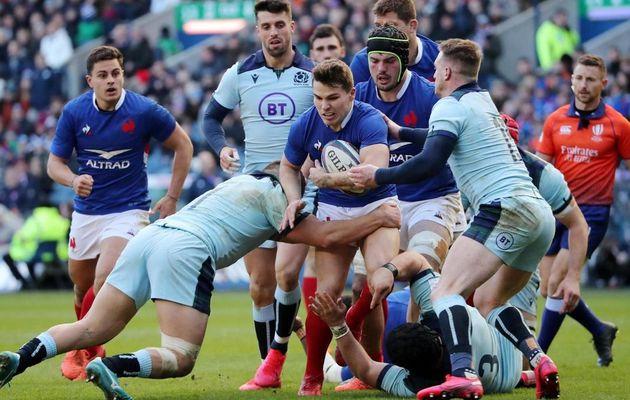 Rugby Tournoi des VI Nations, Paris-Nice : [Top 2 du week-end]