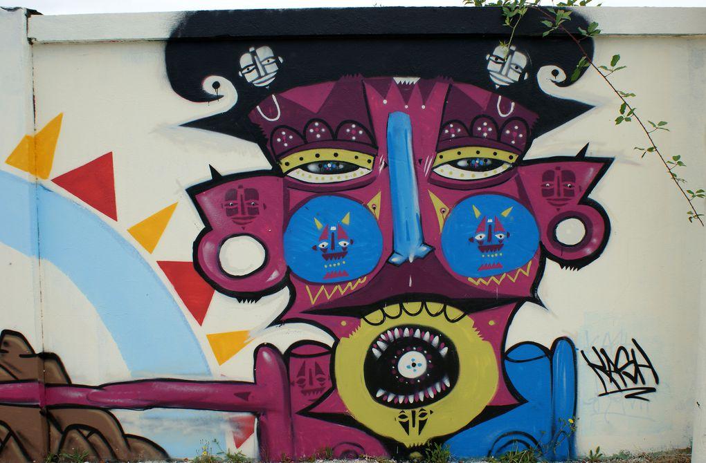 Album - Graffitis-Bordeaux-Tom 001