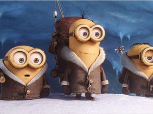 J'ai été voir Les Minions !