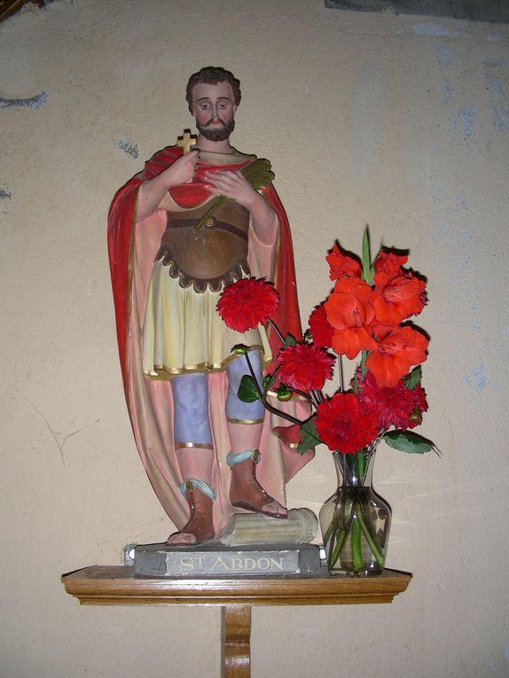 Fête de Saint Abdon et Saint Sennen