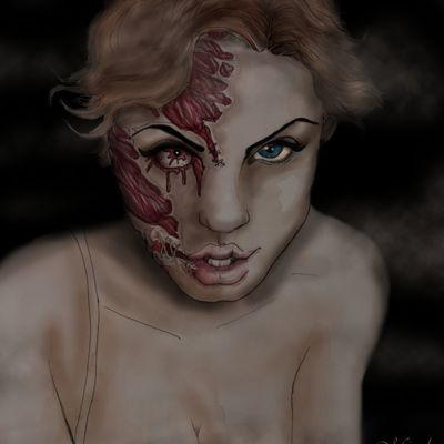 ILLUSTRATION : Angelina Zombie