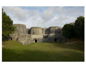 Normandie: Fours a Chaux du REY - Musée maritime de Régnéville sur mer