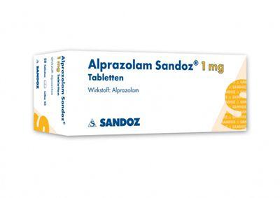 Alprazolam 1 mg günstig in Deutschland erhalten