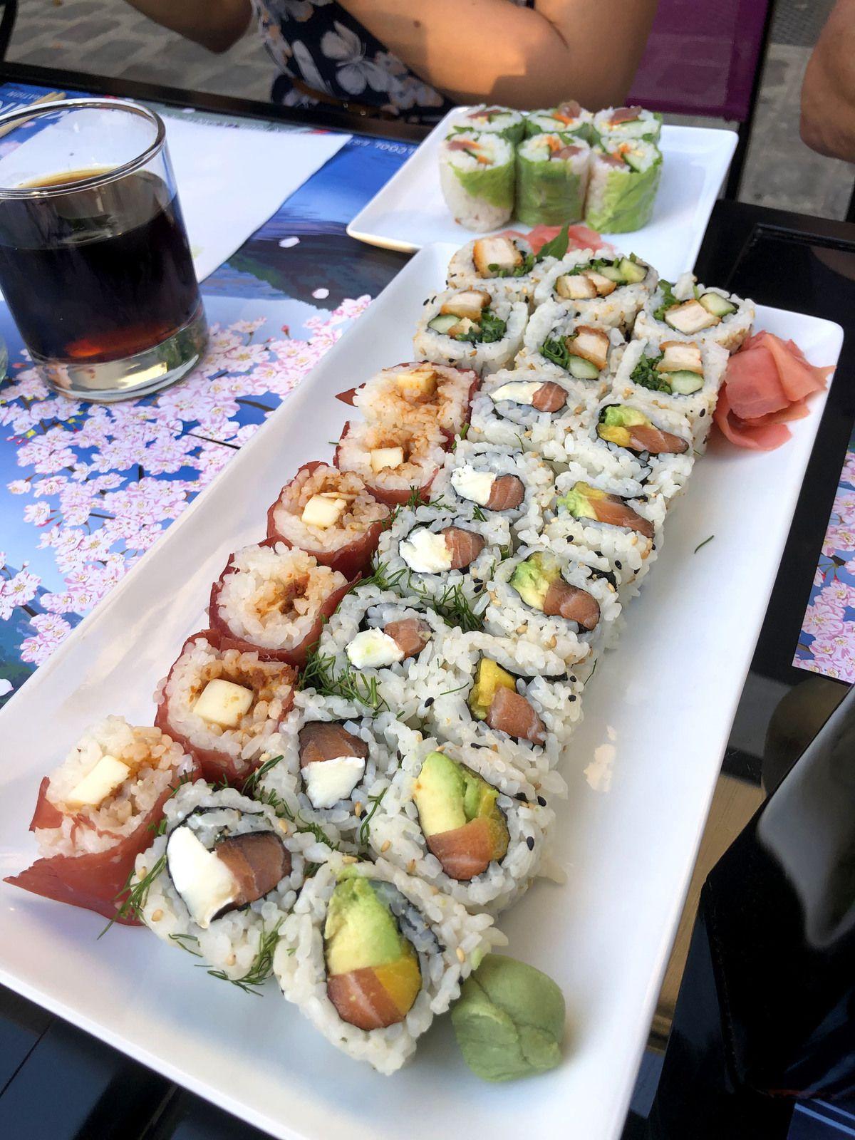 Eat Sushi sur Meaux