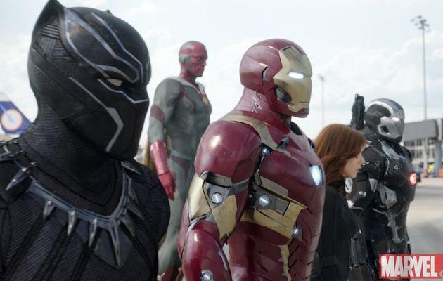 Captain America : Civil War, de nouvelles images