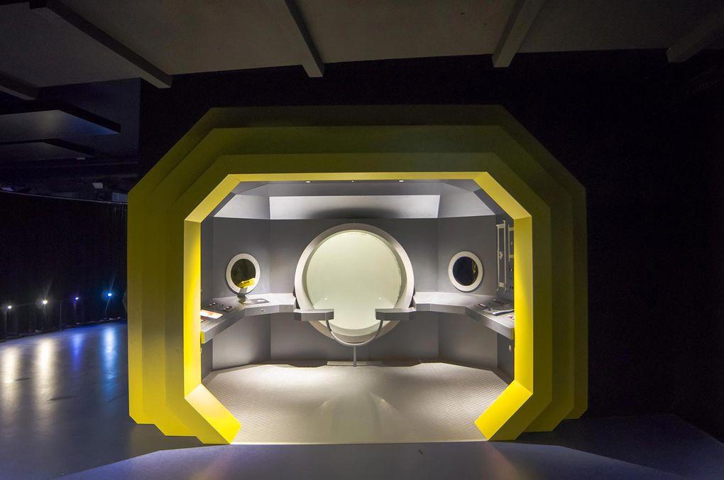 Nausicaa - Centre de la Mer : la scénographie des espaces.