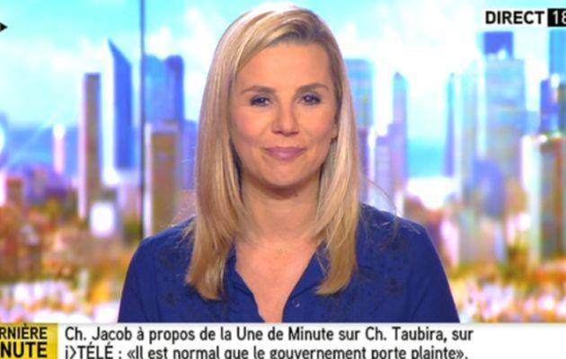 2013 11 13 - 18H30 - LAURENCE FERRARI - ITELE - TIRS CROISES