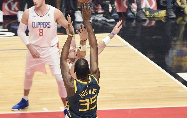 Les Warriors cèdent face aux Clippers après prolongation