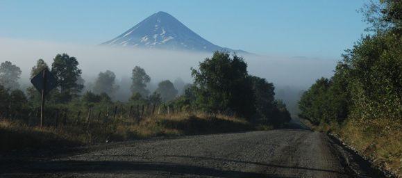 Un été chilien par José Henriquez (Fév. 2009): Parc Nacional CONGUILLIO 2, VOLCAN LLAIMA