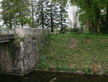 valorisation du Pont du Brouz en cours à Saint-Gérand !