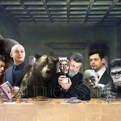 Happy Birthday 2021 MY precious Andy Serkis !