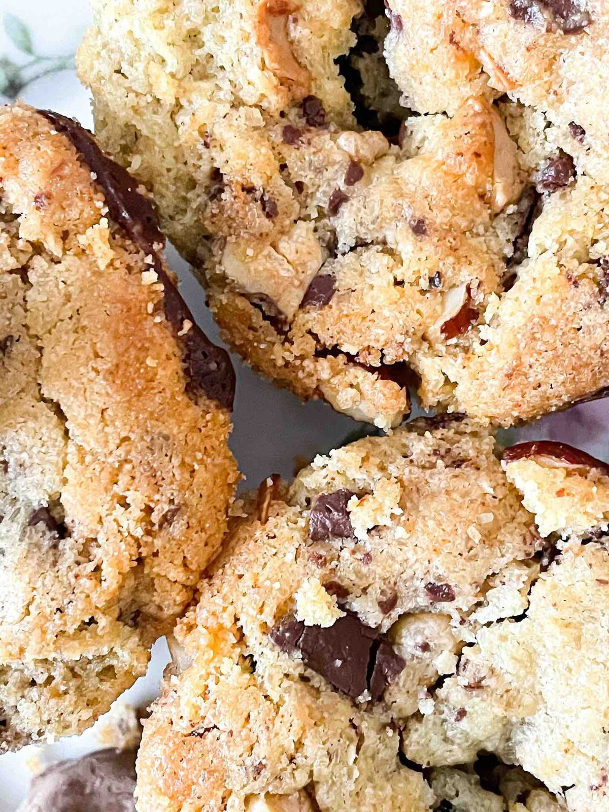 Fonkies - ou triple cookies !