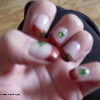 Mes ongles ...