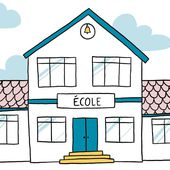 The serial crocheteuses & more n° 576: l'école