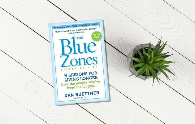 Blue Zones - Dan Buettner